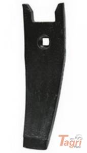 00310915 Долото з напайкою 80 мм (HORSCH TERRANO, TIGER)
