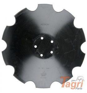 28071305 Диск ромашка 520х6 мм (HORSCH FOCUS, JOKER, TERRANO)